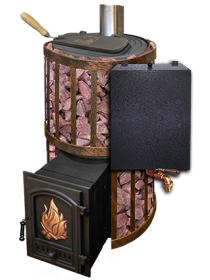 Банная печь KALEDO RETRO RML2727/3-80
