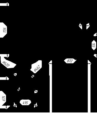 Чугунная печь с закрытой каменкой KALEDO EVOLUTION KE2538/3