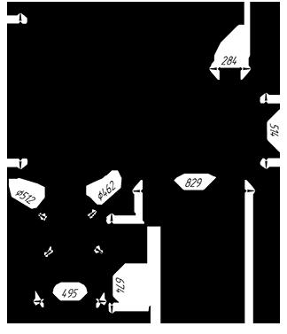 Банная печь KALEDO RETRO KR2537-80